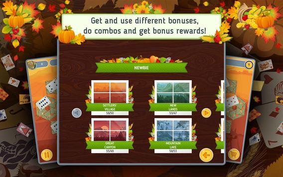 Solitaire Match 2 Cards Free screenshot 7