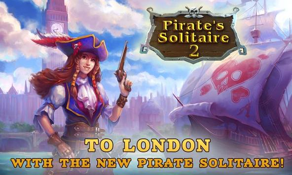 Pirate's Solitaire 2 Free poster