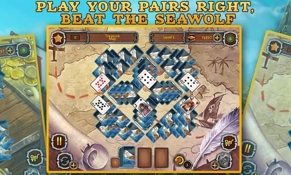 Pirate's Solitaire 2 Free apk screenshot