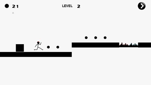 StickMan Escape - Run 3 apk screenshot