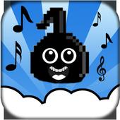 The Super Note Run 2 icon