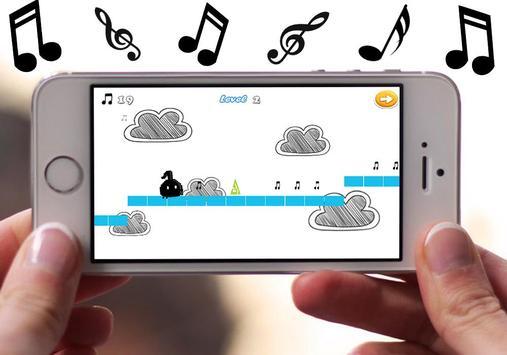 The Super Note Run 2 apk screenshot