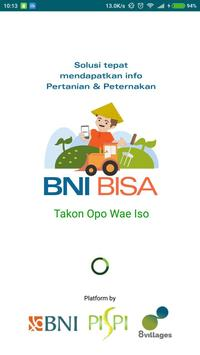 BNI BISA poster