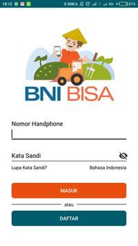 BNI BISA apk screenshot
