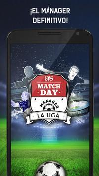 AS Match Day La Liga poster