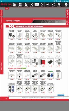 80/20® Inc., Catalogs & Media screenshot 6