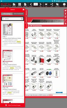 80/20® Inc., Catalogs & Media screenshot 7