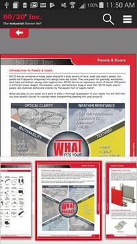 80/20® Inc., Catalogs & Media screenshot 2