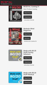 80/20® Inc., Catalogs & Media poster