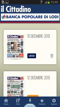 Il Cittadino poster