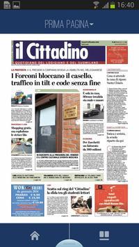 Il Cittadino apk screenshot