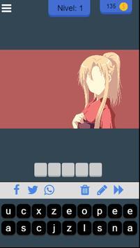 Anime Quiz poster