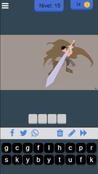 Anime Quiz screenshot 2
