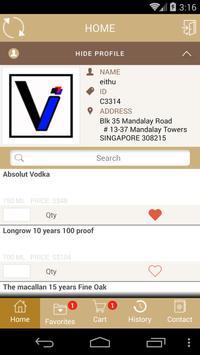 Verve apk screenshot