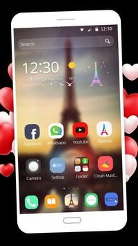 The Eiffel Tower Business Theme screenshot 7