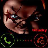 Fake Call From Killer Chucky icon