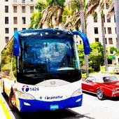 Bus Simulator 2017 3D icon