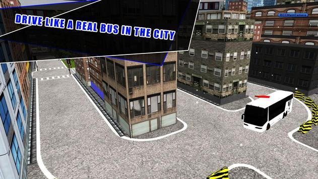 Bus Simulator 2017 3D apk screenshot