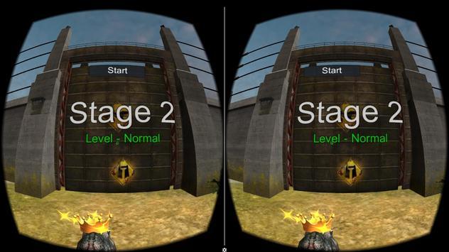 Mad Dino VR apk screenshot