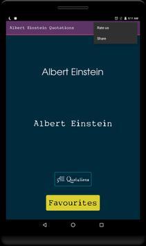 Einstein Quotations- Very Well apk screenshot