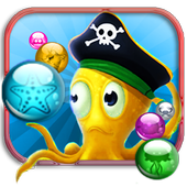 Bubble Shooter Octopus Classic icon
