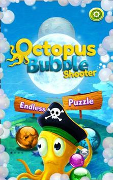 Bubble Shooter Octopus Classic poster