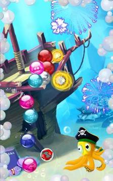 Bubble Shooter Octopus Classic apk screenshot
