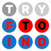 TRY TO FIND icon