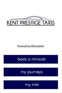 Kent Prestige Taxis poster