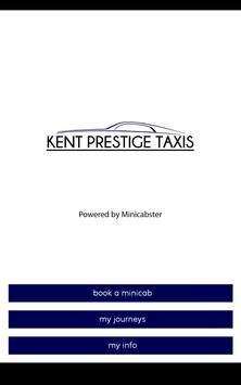 Kent Prestige Taxis screenshot 1