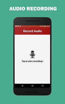 Auto Call Audio Recorder Free screenshot 1