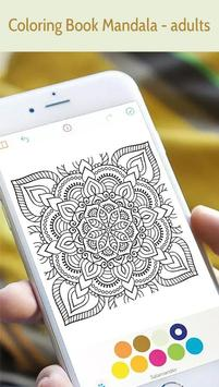 Patterns Art Coloring Pages poster