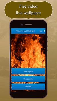 Fire HD Video Live Wallpaper screenshot 2
