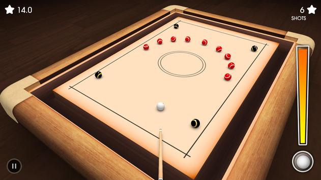 Crazy Pool 3D FREE apk screenshot