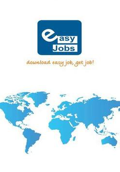 Easyjobs poster