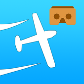 Flight Journey VR (Cardboard) icon