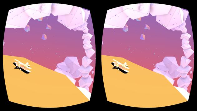 Flight Journey VR (Cardboard) apk screenshot