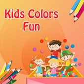 Kids Colors Fun icon