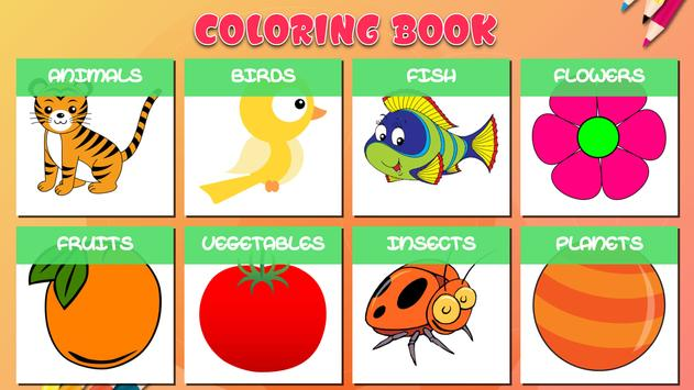 Kids Colors Fun apk screenshot