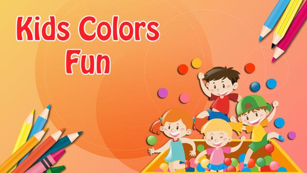 Kids Colors Fun poster