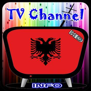 Info TV Channel Albania HD poster