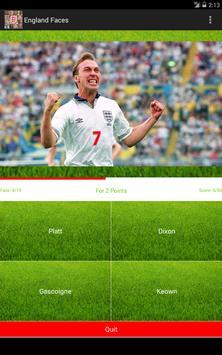 England Faces screenshot 7