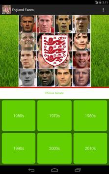 England Faces screenshot 9