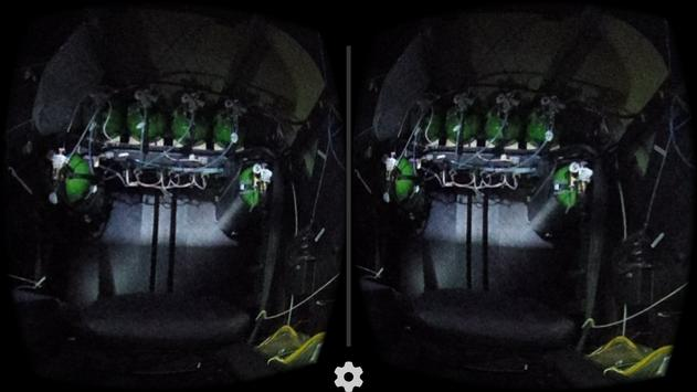 Solar Impulse Cockpit VR apk screenshot