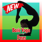 Basic Yoga Poses icon