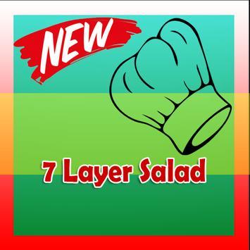 7 Layer Salad Recipes poster