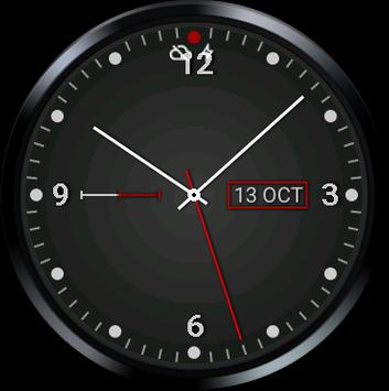 Common Day Watch Face poster