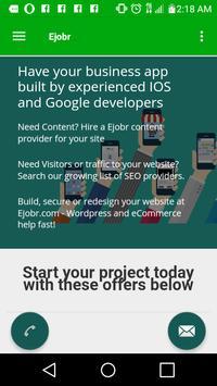 Freelance Marketplace screenshot 5