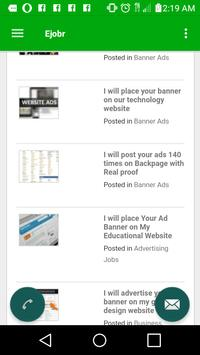 Freelance Marketplace screenshot 3