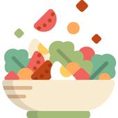Healthy Vegan Recipes : Vegetarian Diet Cookbook icon